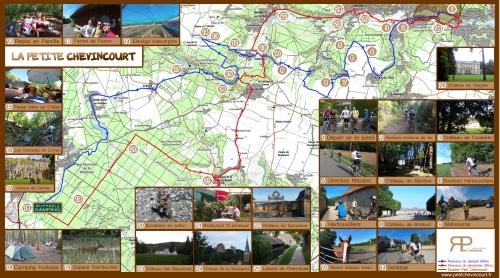 chevincourt,randonnée,vélo,guilmard,association,petit chevincourt