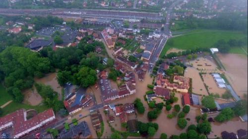 inondation,saint remy,chevreuse,commerce,centre ville,mairie