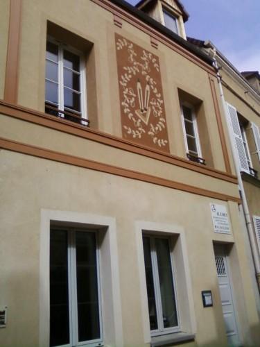 urbanisme,facade,bdf,architecte,crayon,lalande,piétonne