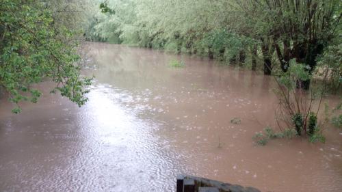inondation,mai,2016,crue,lit,yvette,bassin,retenue