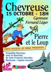 prokovief,pierre,loup,conte musical