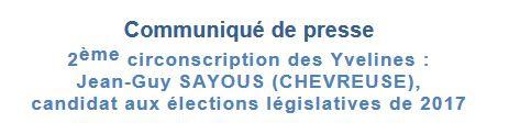 sayous,jean guy,candidature,legislative,convergence,citoyenne,jgs2017,communiqué,presse