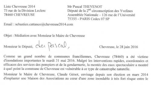 chevreuse 2014,cattaneo,lettre,mda,depute,pascal,thevenot