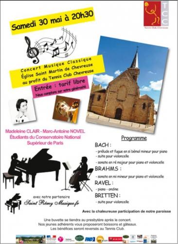 concert,tennis,eglise,pot,presbytère,tcc,musique,classique